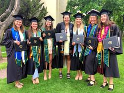 Delta Graduates 2018