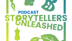 Unleashing the podcast!