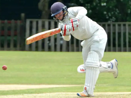 Joe Billings selected for Leeds Bradford MCCU 1st XI
