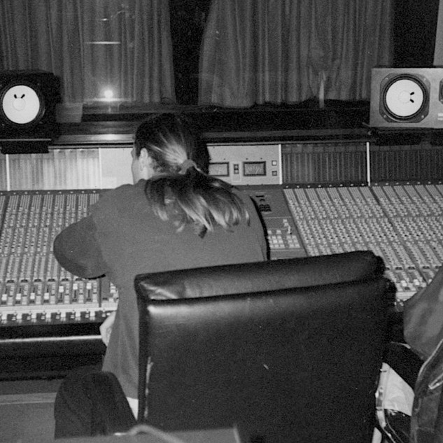 Dan, Rob & DJ Marin