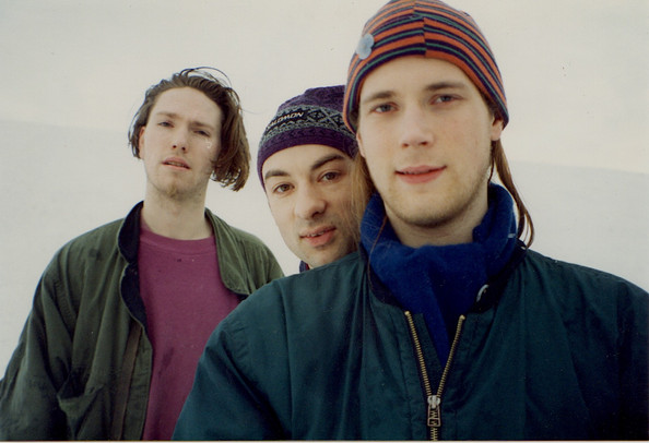 Derek, Andy & Rob