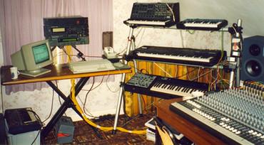 Sirius Sounds Studio pt1
