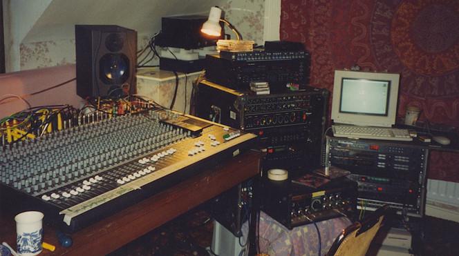 Sirius Sounds Studio pt2