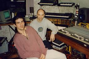 Dan and Andy