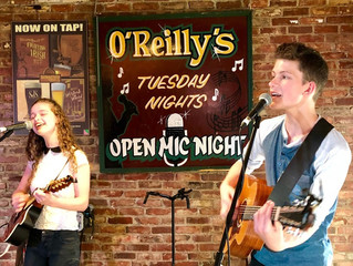 O'Reilly's was on wheels