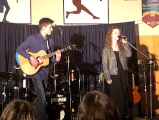 Schoolstock 2019 & CONWAY evening concert.
