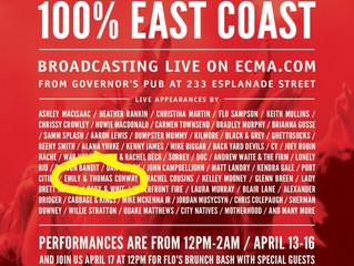 RADIO ECMA poster released!