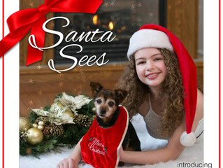 "Emily Conway releases ""Santa Sees"" December 2nd."