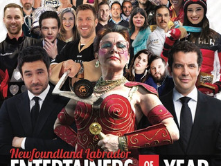 The Herald's Entertainers of 2018 Cover!!!