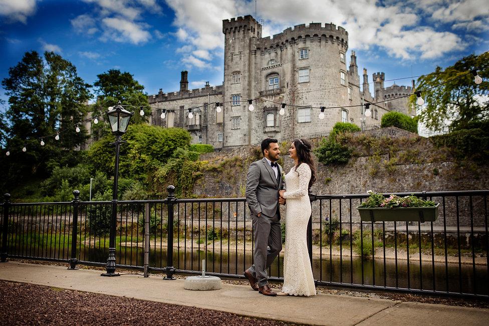 Kilkenny Castle Wedding