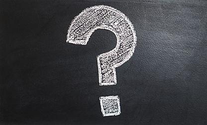 Fragezeichen | Persönlichkeitscoaching