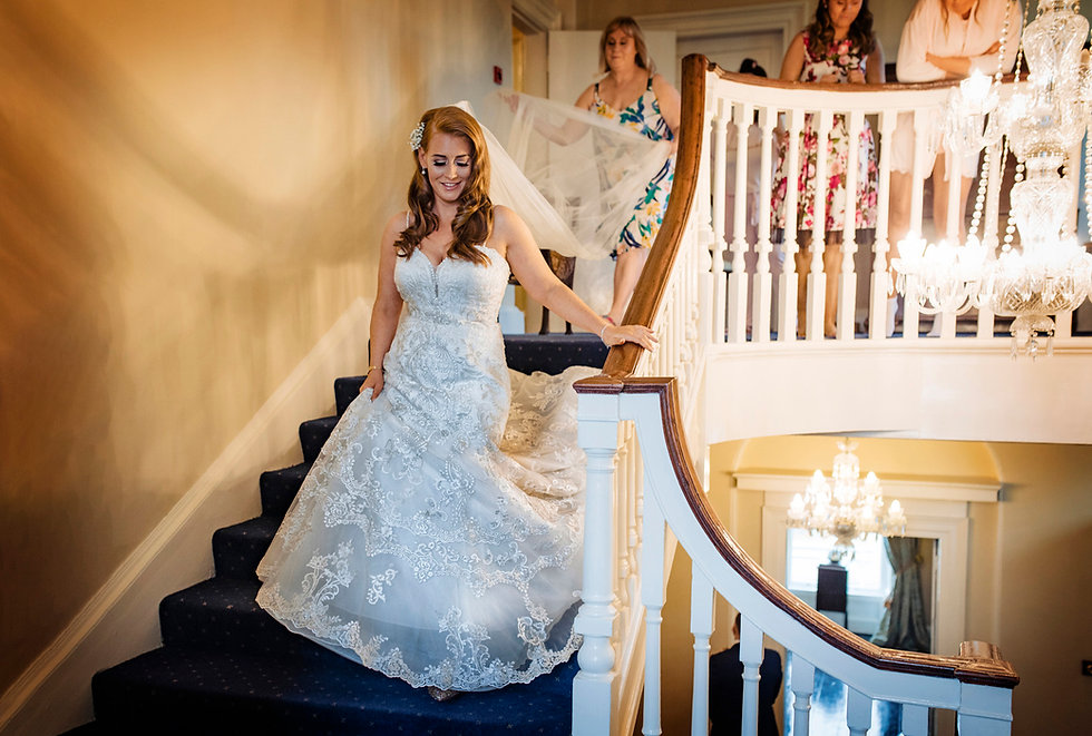 Horetown House, Wedding