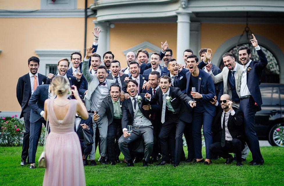 Villa Acquaroli, wedding