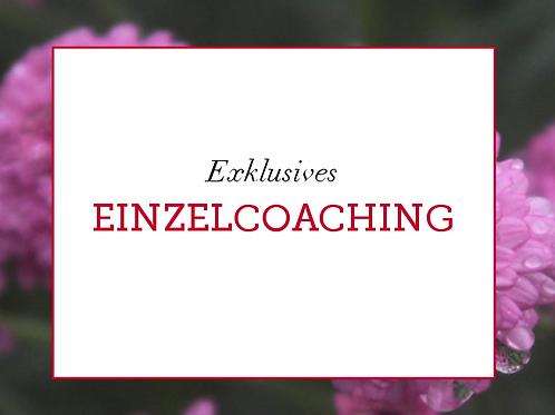 Exklusives EINZELCOACHING