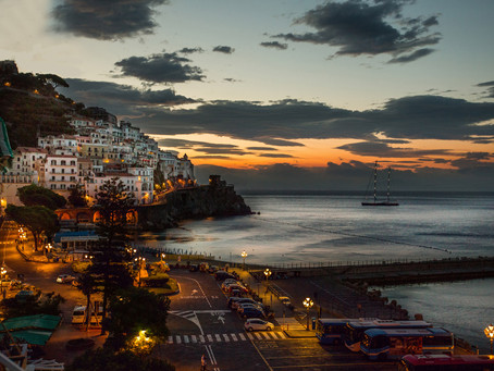 Amalfi Coast: The Mediterranean Pearl in Italy