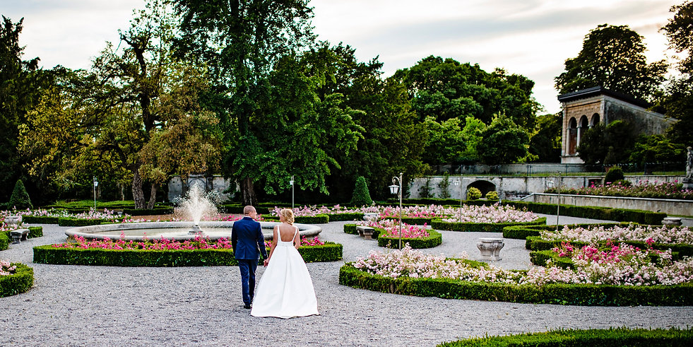 Villa Trivulzio, Omate, Wedding