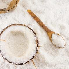 Organic Dried Medium Desiccated Coconut