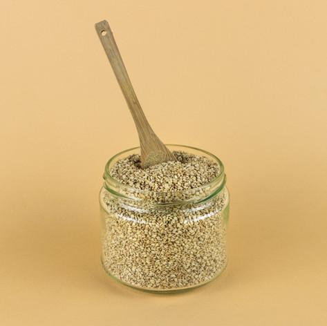 Organic Natural Sesame Seeds (UG)