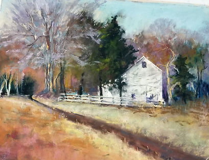Country home 11x14 Pastel.jpg