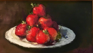 Pyramid of Berries (SOLD)