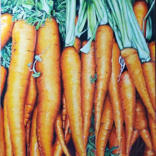 Gathered (Carrots)