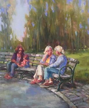 Cobblestones and Conversations