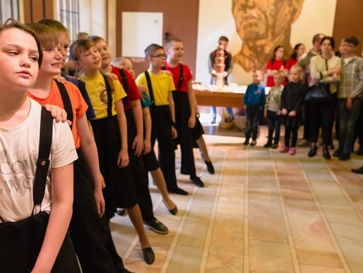 Открытие выставки в Художественном музее