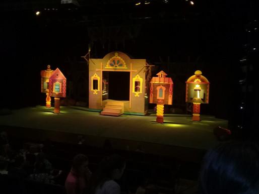 В гости к театру драмы
