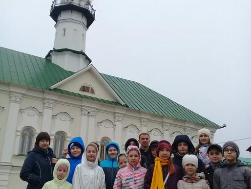 Наши в Казани
