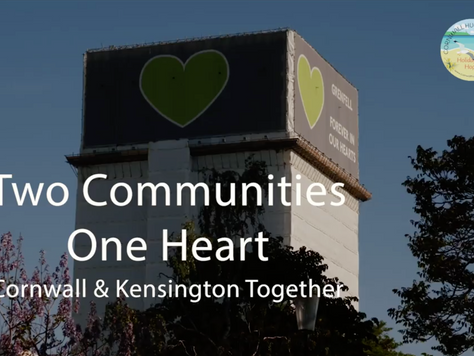 PR27: 'Two Communities, One Heart' is Released