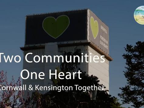 PR27: 'Two Communities, One Heart' is Released