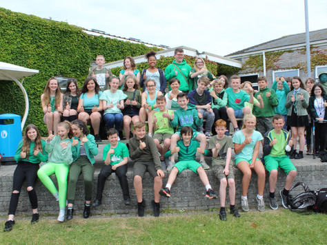 PR21: Cornish schools and clubs invited to go 'Green For Grenfell' for second anniversary of fire