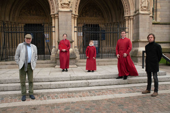 Sir Tim Rice - Truro Cathedral Chorister
