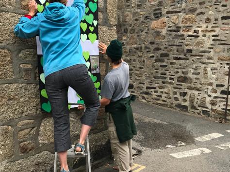 PR 29: 'Cornwall Hugs' Calls Cornwall to Join Grenfell 3rd Anniversary Vigil