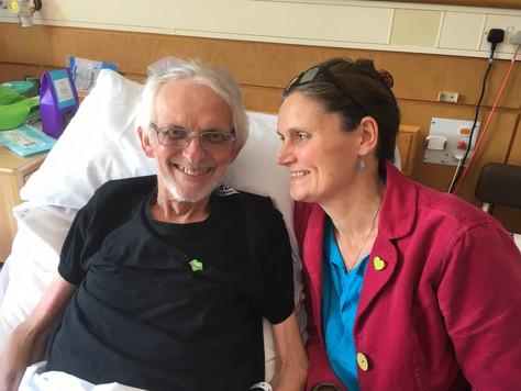PR23: Grenfell Honours Cornish Community Hero