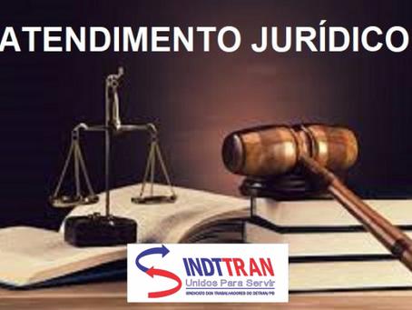 Visando atender seus filiados, SINDTTRAN-PB passa a oferecer plantão jurídico uma vez por semana