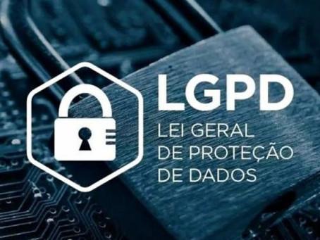 LGPD - LEI GERAL DE PROTEÇÃO DE DADOS (13.709/2018)