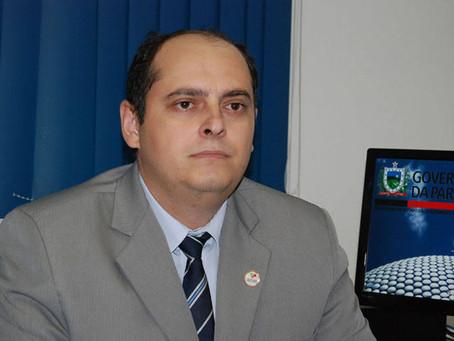 Delegado Isaías Gualberto assume Detran-PB no lugar de Agamenon Vieira