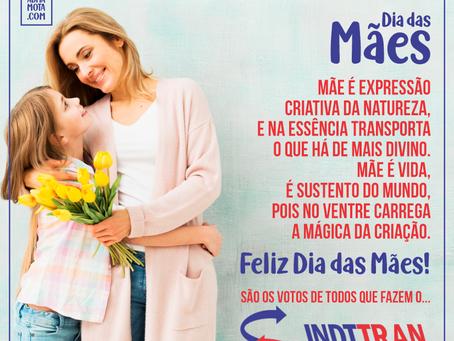 Homenagem do SINDTTRAN-PB a todas as mães neste dia 10.05.20