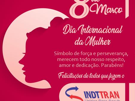 Presidente do SINDTTRAN-PB destaca o papel da mulher trabalhadora do Detran-PB neste 8 de março