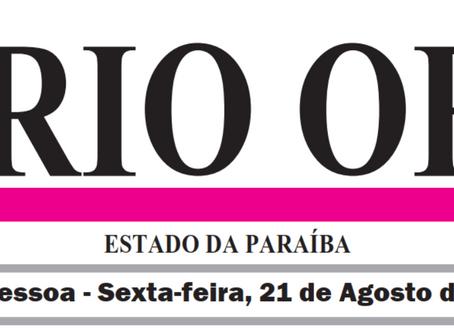 Departamento Estadual deTrânsito do Estado da Paraíba - PORTARIA Nº 204/2020/DS