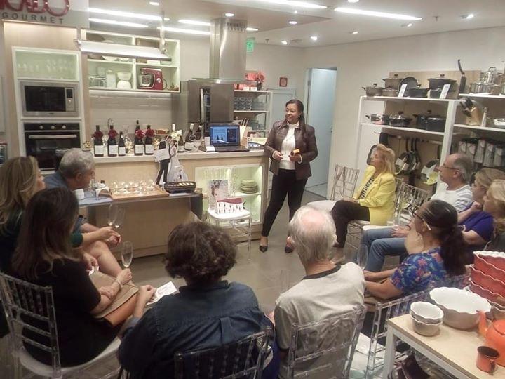 A qualidade inigualável e o sabor do azeite gourmet Dona Berta foi um tema à parte