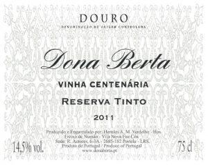 rótulo_vc_reserva_tinto_2011