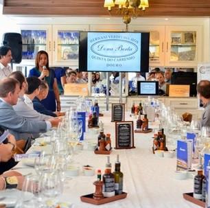 Já há 3 anos! Chico Carreiro convida Marcelo Copello  para lançamento dos Vinhos Dona Berta no Rio.