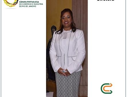 Marly Galvão, Diretora da Chico Carreiro Imp. e Exp. é reeleita na  Diretoria da Câmara Portuguesa.