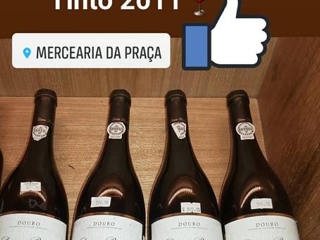 Dona Berta Vinha Centenária Tinto 2011 - uma excelente dica para a sua noite de Natal.