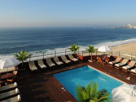 Porto Bay de Copacabana reabriu! E o Rabigato Dona Berta já climatizado para vos receber !!