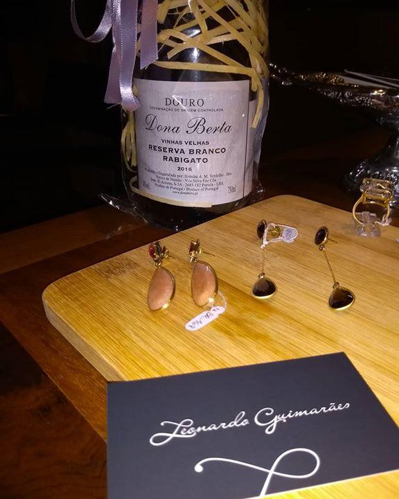 Caros Amigos e Clientes,__Show Room de jóias personalizadas do Joalheiro Leonardo Guimarães