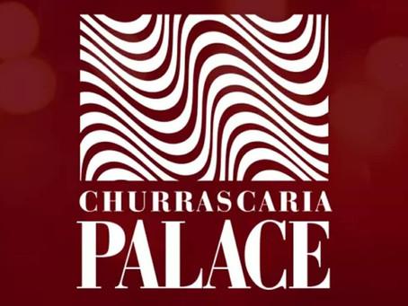 Sofisticado bar da Churrascaria Palace com drinks orgânicos  Cambéba levados pela Chico Carreiro.