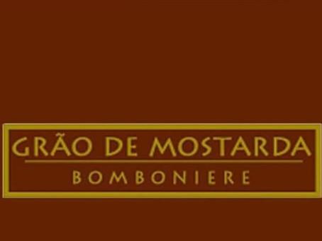 Azeite gourmet Dona Berta: na Grão de Mostarda Bomboniere. Parceiro da Chico Carreiro!